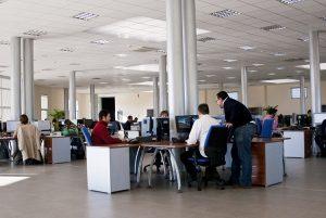 Oficinas de Depau Sistemas, mayorista de informatica