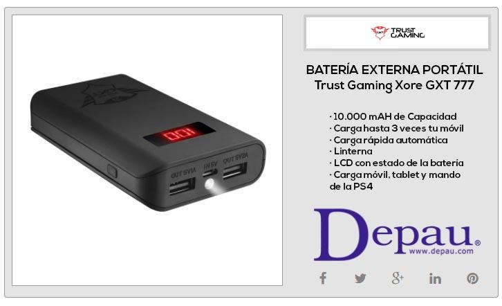 Batería Externa Portátil para móvil
