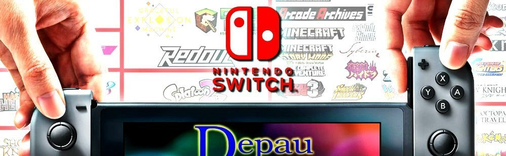 Cabecera Nintendo Switch HDR