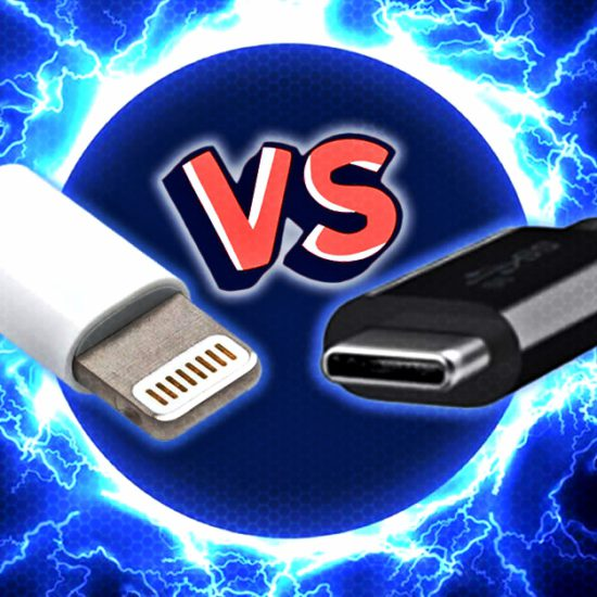 Conectores Lightning USB