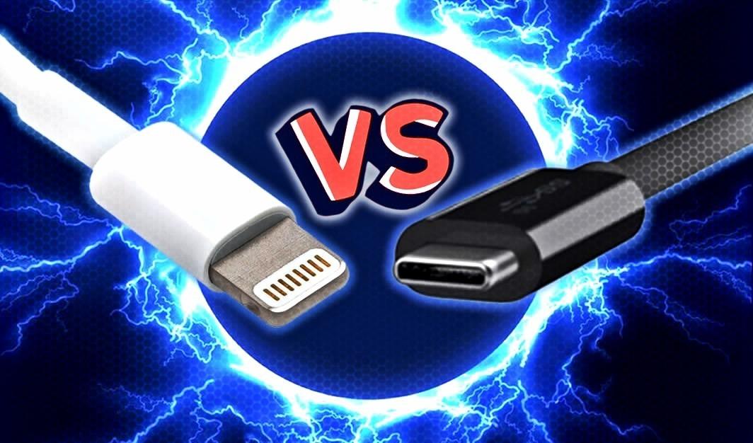 Conectores Lightning USB