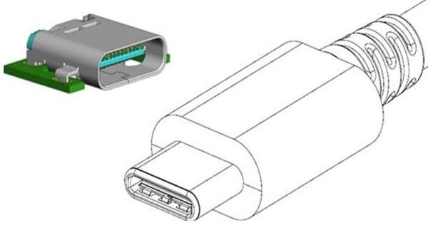 Conector USB tipo-C