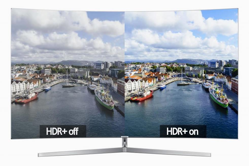 HDR TV Samsung