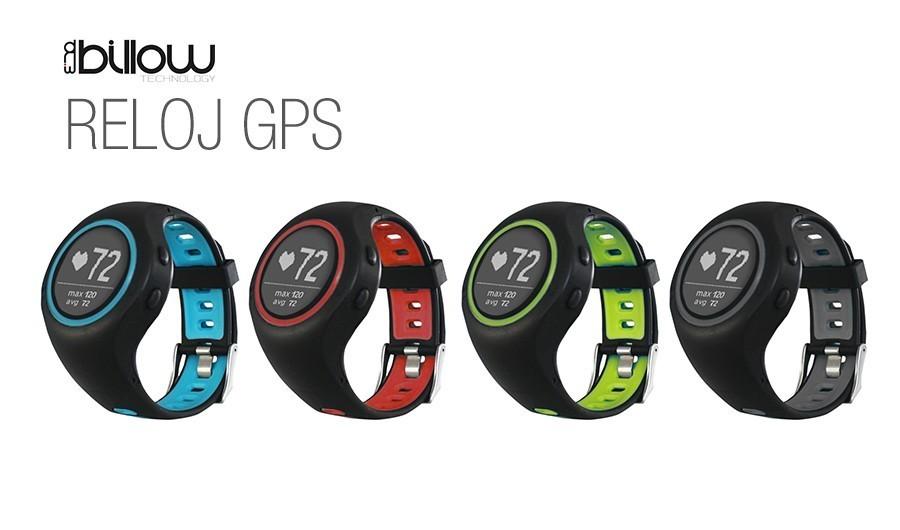 Reloj GPS de Billow