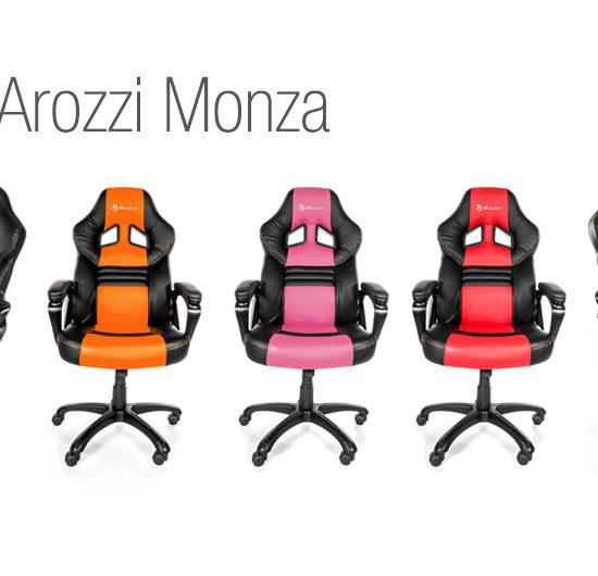 Silla gamer Arozzi