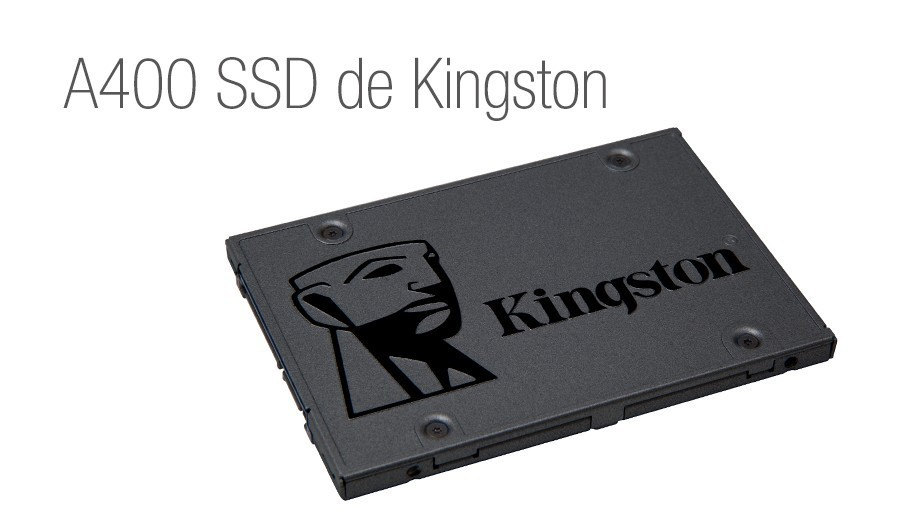 A400 SSD de Kingston