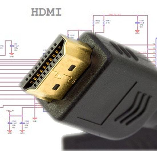 Cabecera HDMI