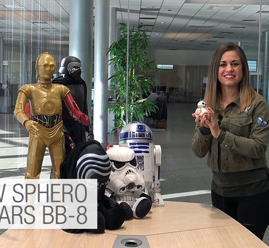 BB8 de sphero en Depau