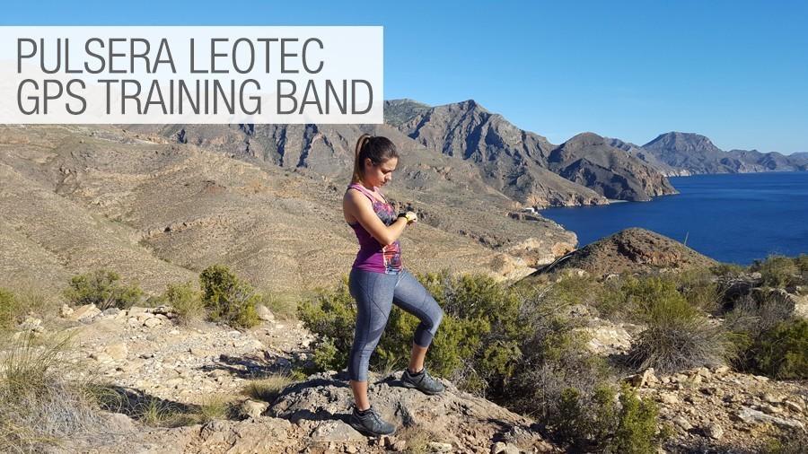 GPS training band de Leotec