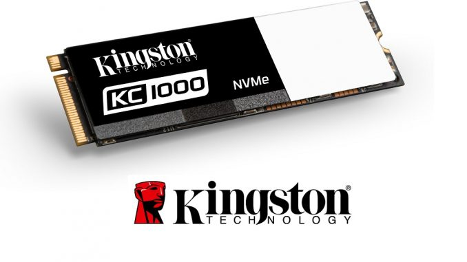 KC1000 de Kingston