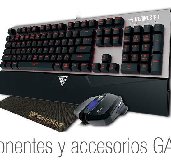 componentes gaming