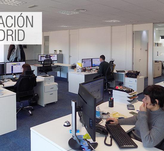 Instalaciones de Madrid