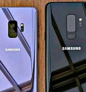 Samsung Galaxy S9 - Cámara y lector