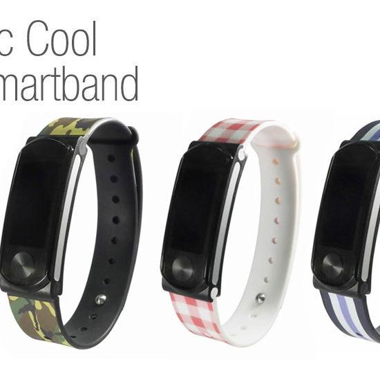 Leotec Cool HR Smartband