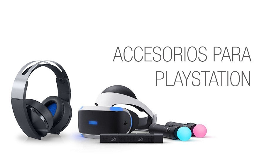 accesorios play station