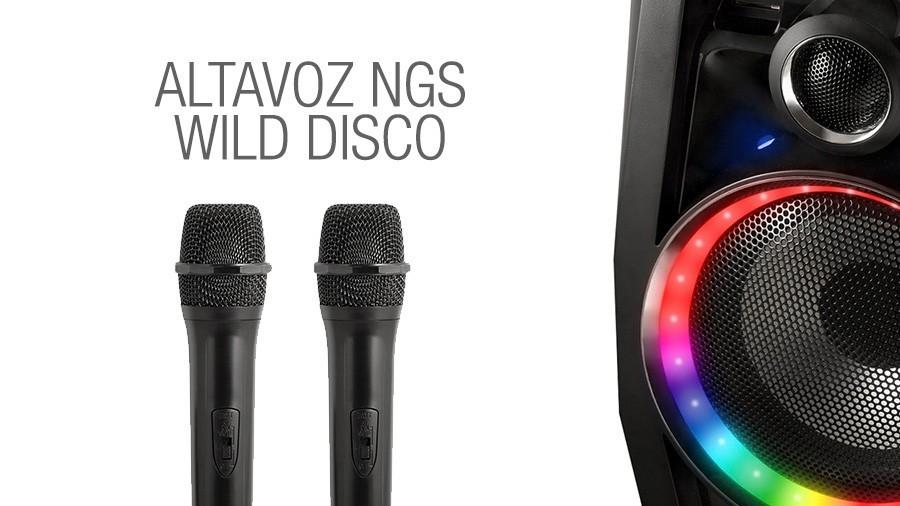 wild disco