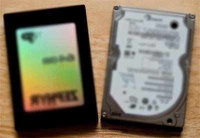 Disco duro HDD y Disco Duro SSD