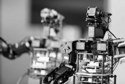 Nvidia Robots IA