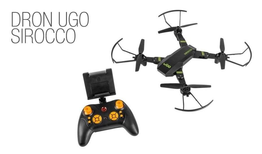 DRON UGO DRON
