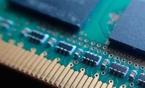Detalle de la Memoria RAM