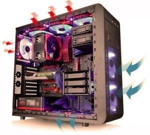 La refrigeración de nuestro ordenador