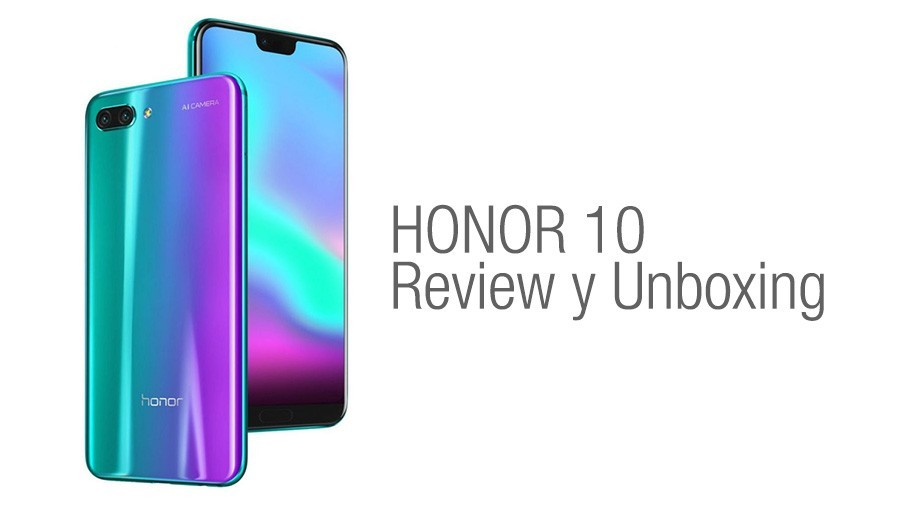 Honor 10 Depau
