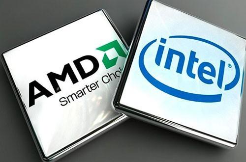 Procesadores Intel o Procesadores AMD