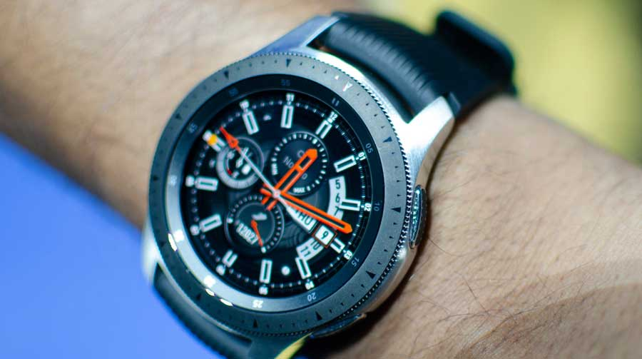Samsung Galaxy Watch S4 Puesto