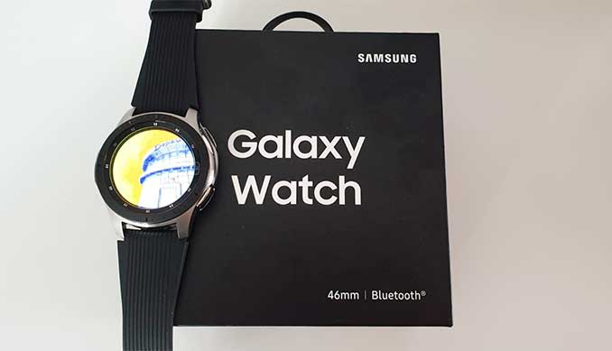Samsung Galaxy Watch S4