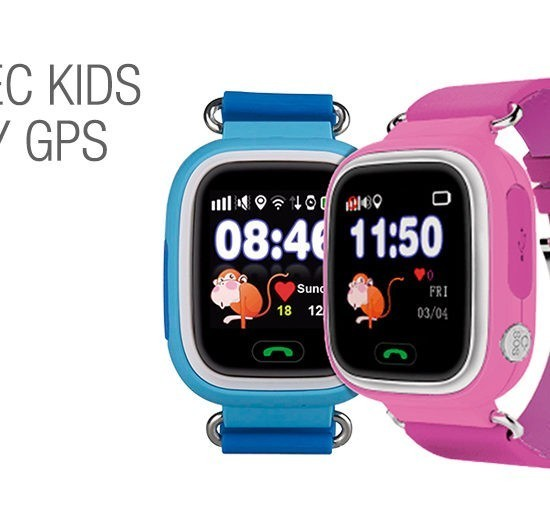 Leotec Kids Way GPS