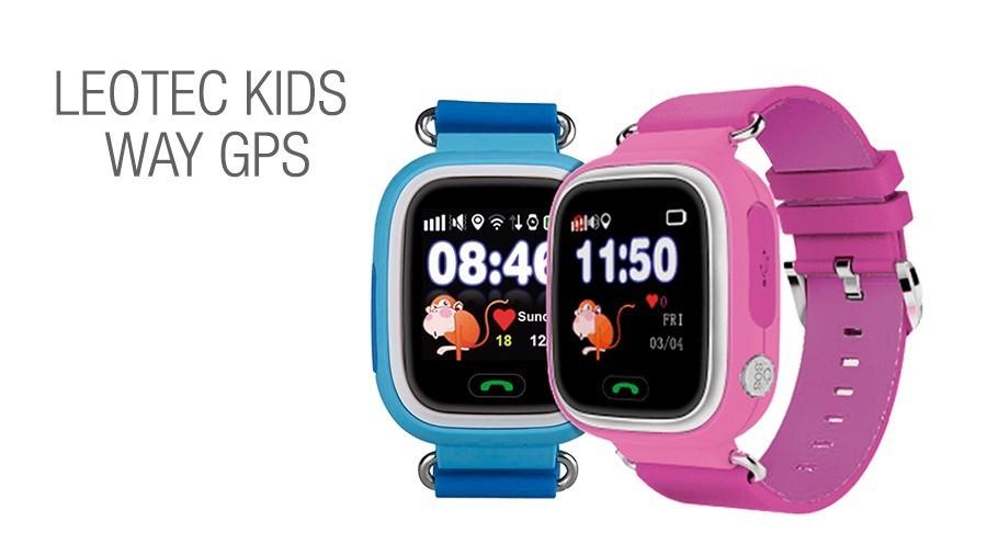 Leotec Kids Way GPS