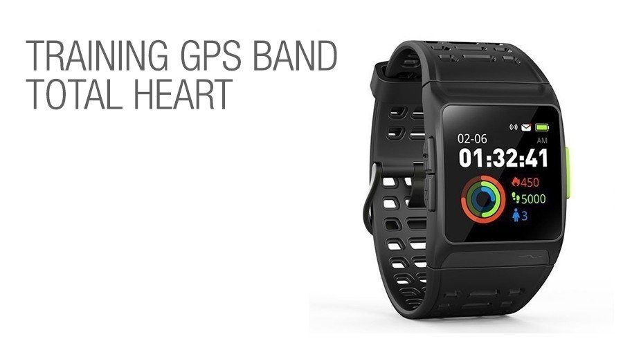 Training GPS Band Total Heart