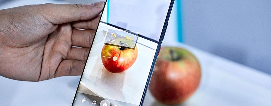 Cámara Smartphone - Inteligencia Artificial