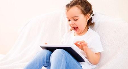 La Tablet y los Niños